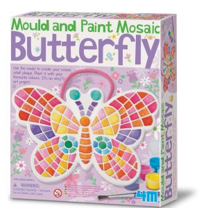 Mold Paint Mosaic Butterfly 5574