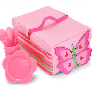 Bella Butterfly Picnic Set for Kids