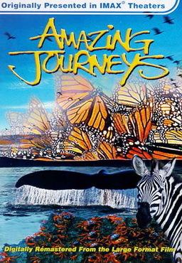 Amazing Journeys IMAX DVD RDD0217