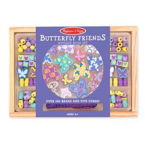 Butterfly Friends Bead & Jewelry Making Set