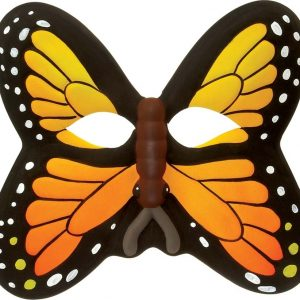Butterfly Mask - Orange 85387