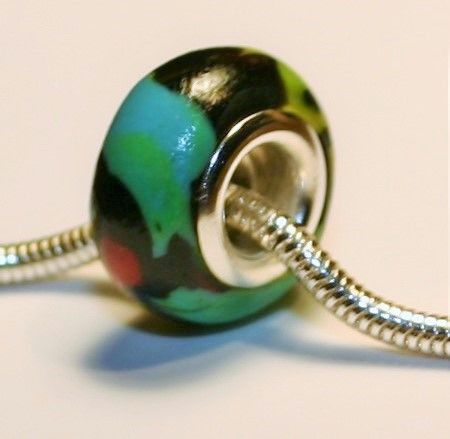 Cairns Birdwing Butterfly Jewelry Bead