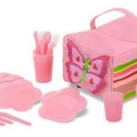 Melissa and Doug - Bella Butterfly Picnic Set