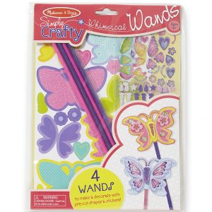 Melissa and Doug - Simply Crafty - Whimsical Wands 9489