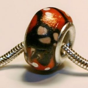 Queen Butterfly Jewelry Bead